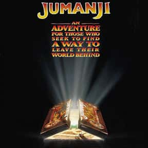 Jumanji is listed (or ranked) 9 on the list The Best Movies for Tweens