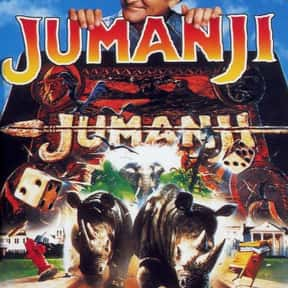 Jumanji is listed (or ranked) 5 on the list The Best Adventure Movies That Take Place in the Jungle