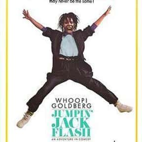 Jumpin' Jack Flash is listed (or ranked) 7 on the list The Best Whoopi Goldberg Movies