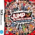 Jump Ultimate Stars is listed (or ranked) 15 on the list The Best Anime Fighting Games of All Time