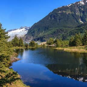 Juneau is listed (or ranked) 15 on the list The Best US Cities for Hiking