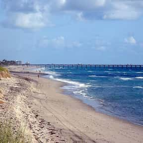 Juno Beach is listed (or ranked) 24 on the list The Best Beaches in Florida