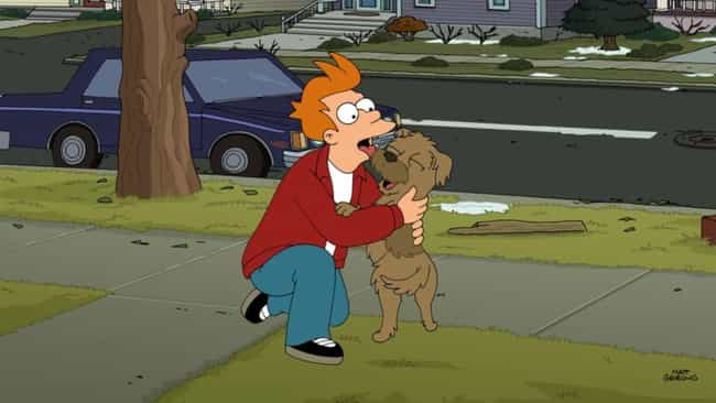 Jurassic Bark is listed (or ranked) 1 on the list Surprisingly Depressing Episodes Of Children's Cartoons