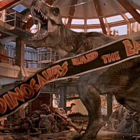 Jurassic Park is listed (or ranked) 10 on the list The Best Movies for Drinking Games