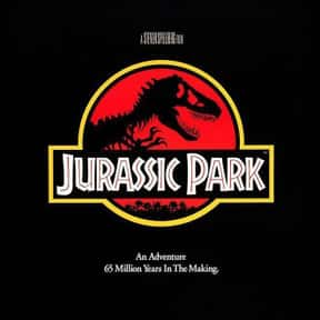Jurassic Park is listed (or ranked) 8 on the list The Best Rainy Day Movies