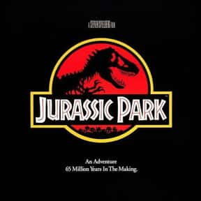 Jurassic Park is listed (or ranked) 4 on the list The Most Rewatchable Movies
