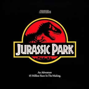 Jurassic Park is listed (or ranked) 12 on the list The Greatest Film Scores of All Time