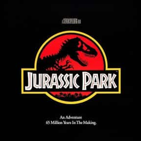 Jurassic Park is listed (or ranked) 21 on the list The Greatest Movie Themes