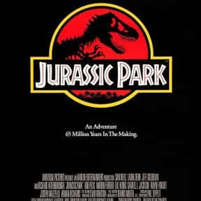 Jurassic Park is listed (or ranked) 1 on the list The Greatest Dinosaur Movies Ever