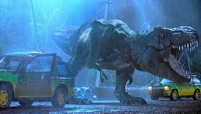 Jurassic Park is listed (or ranked) 4 on the list Classic '90s Movies That Got Away With Not Explaining Major Things
