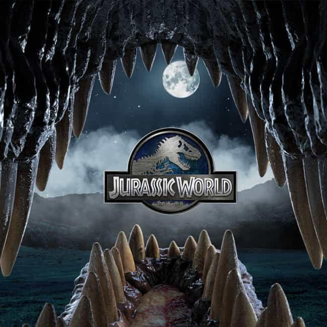 Jurassic World is listed (or ranked) 2 on the list The Best Movies In The 'Jurassic Park' Franchise