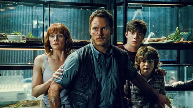 Jurassic World is listed (or ranked) 2 on the list 13 Shows And Movies Joss Whedon Has Savagely Ripped Apart