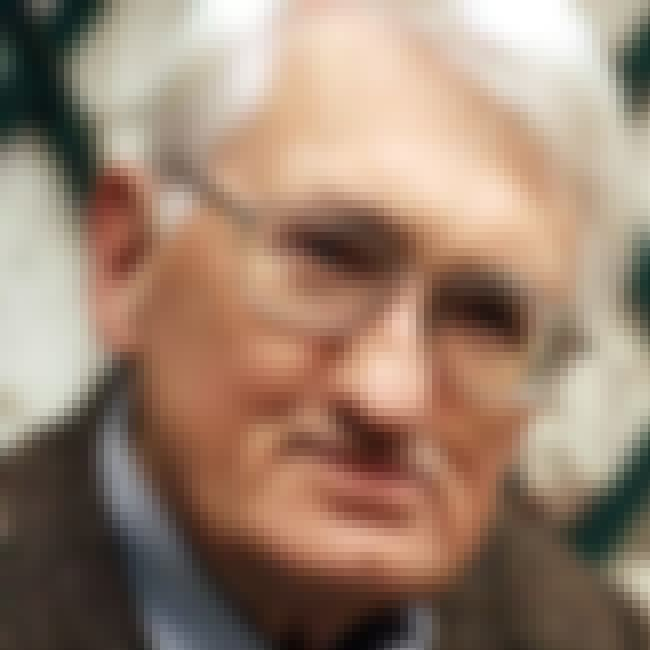 Jürgen Habermas is listed (or ranked) 5 on the list Famous Male Political Scientists