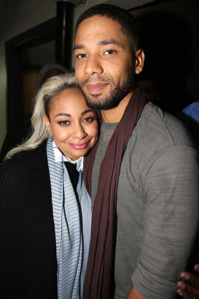 Jussie Smollett is listed (or ranked) 3 on the list Raven-Symoné Loves and Hookups
