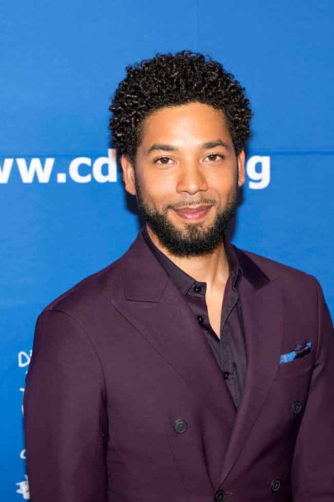 Jussie Smollett is listed (or ranked) 2 on the list Celebrities Who Broke the Internet in 2019