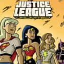 Justice League Unlimited... is listed (or ranked) 4 on the list The Best Comic Book & Superhero Shows of All Time