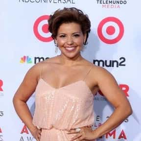 Justina Machado is listed (or ranked) 13 on the list Full Cast of A Thousand Words Actors/Actresses