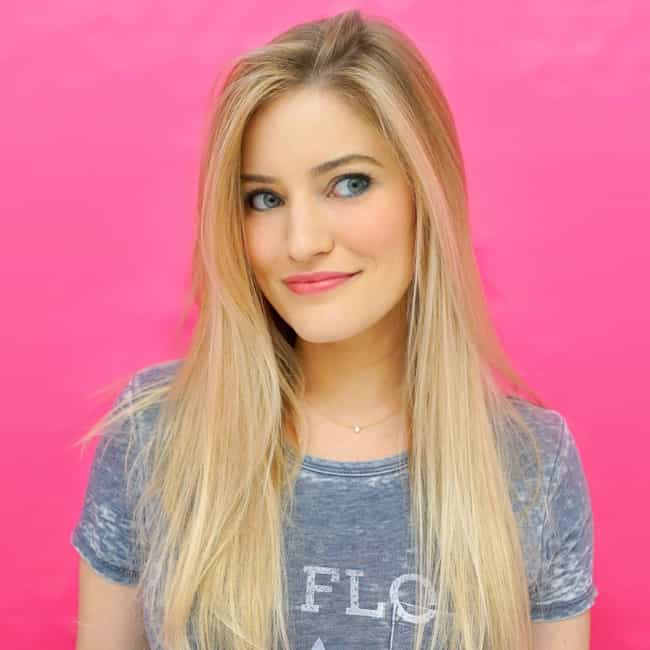 iJustine is listed (or ranked) 1 on the list Famous Female Graphic Designers