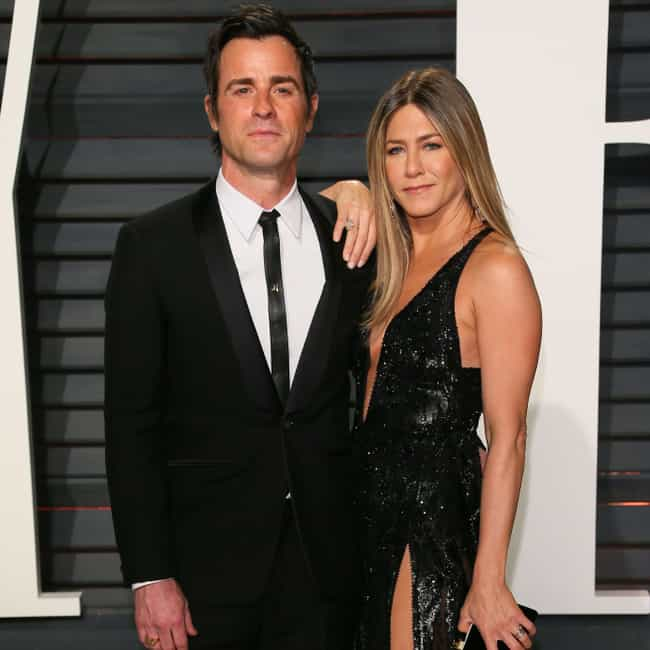 Justin Theroux is listed (or ranked) 1 on the list Jennifer Aniston's Loves & Hookups