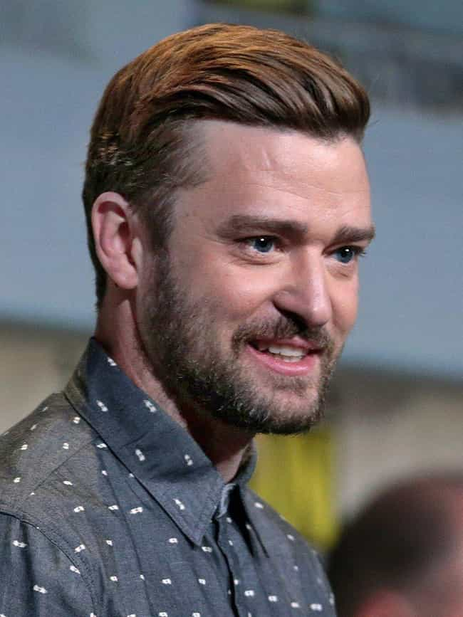 Justin Timberlake is listed (or ranked) 4 on the list The Most Popular Teen Idol Guys of All Time (Then and Now)