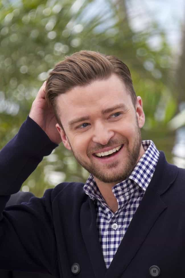 Justin Timberlake is listed (or ranked) 3 on the list The Hottest Male Singers
