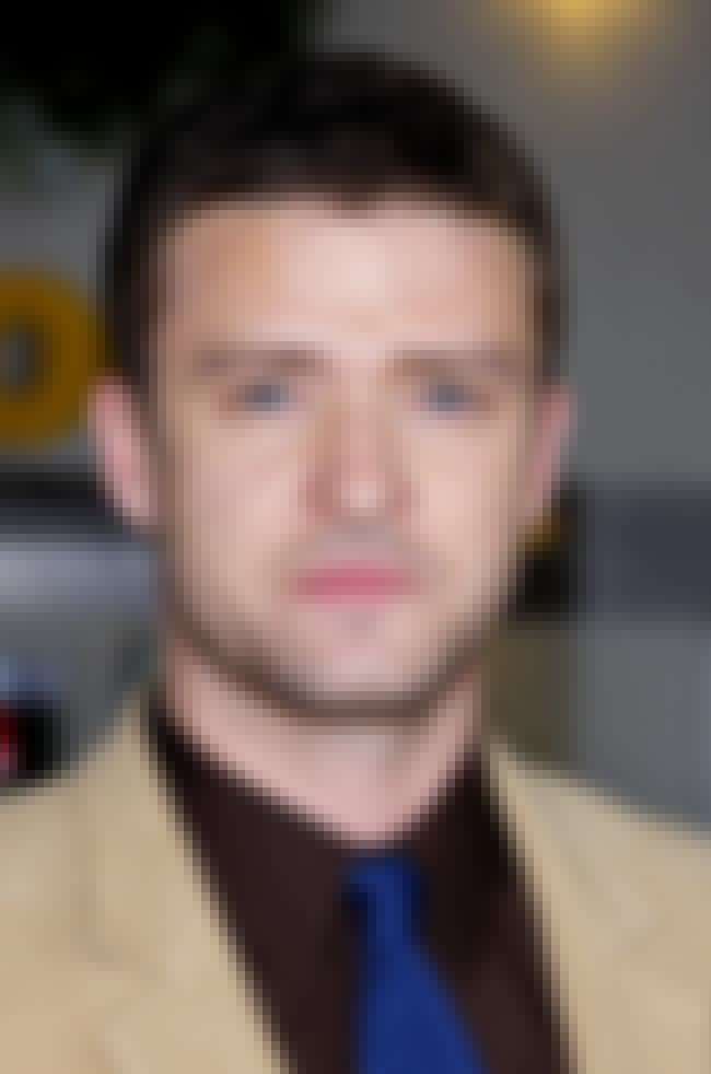 Justin Timberlake is listed (or ranked) 1 on the list 80 Famous People with ADHD
