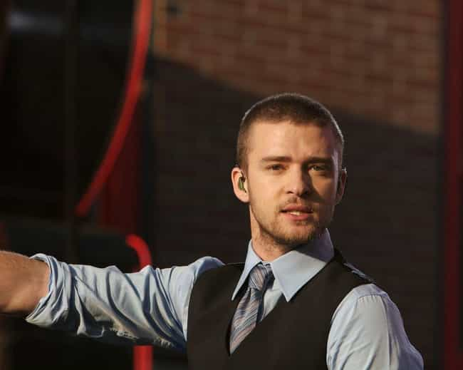 Justin Timberlake is listed (or ranked) 2 on the list Every Member of NSYNC, Ranked Best to Worst