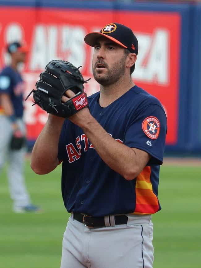 Justin Verlander is listed (or ranked) 3 on the list 21 Celebrities Who Had Private Pictures Leaked