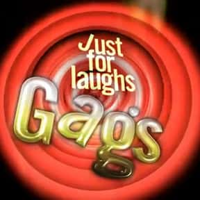 Just for Laughs: Gags is listed (or ranked) 22 on the list Surprise! It's The Best Hidden Camera Reality Shows