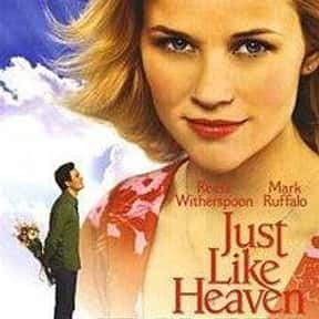 Just like Heaven is listed (or ranked) 19 on the list The Best Movies With Heaven in the Title