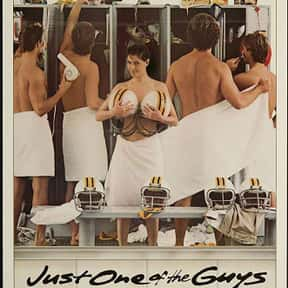 Just One of the Guys is listed (or ranked) 8 on the list The Best Cross-Dressing Movies