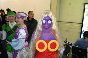 Jynx is listed (or ranked) 1 on the list 22 Times Pokemon Cosplay Got Weird