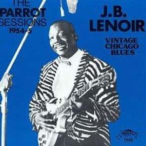 J.B. Lenoir is listed (or ranked) 21 on the list Famous Guitarists from Mississippi