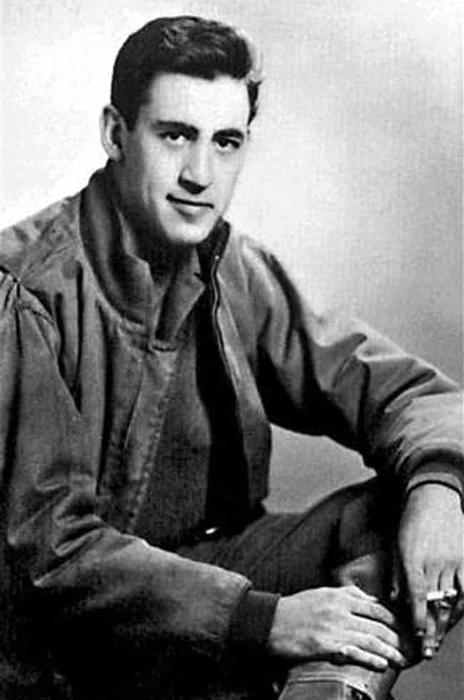 J. D. Salinger is listed (or ranked) 6 on the list The Hottest Dead Writers