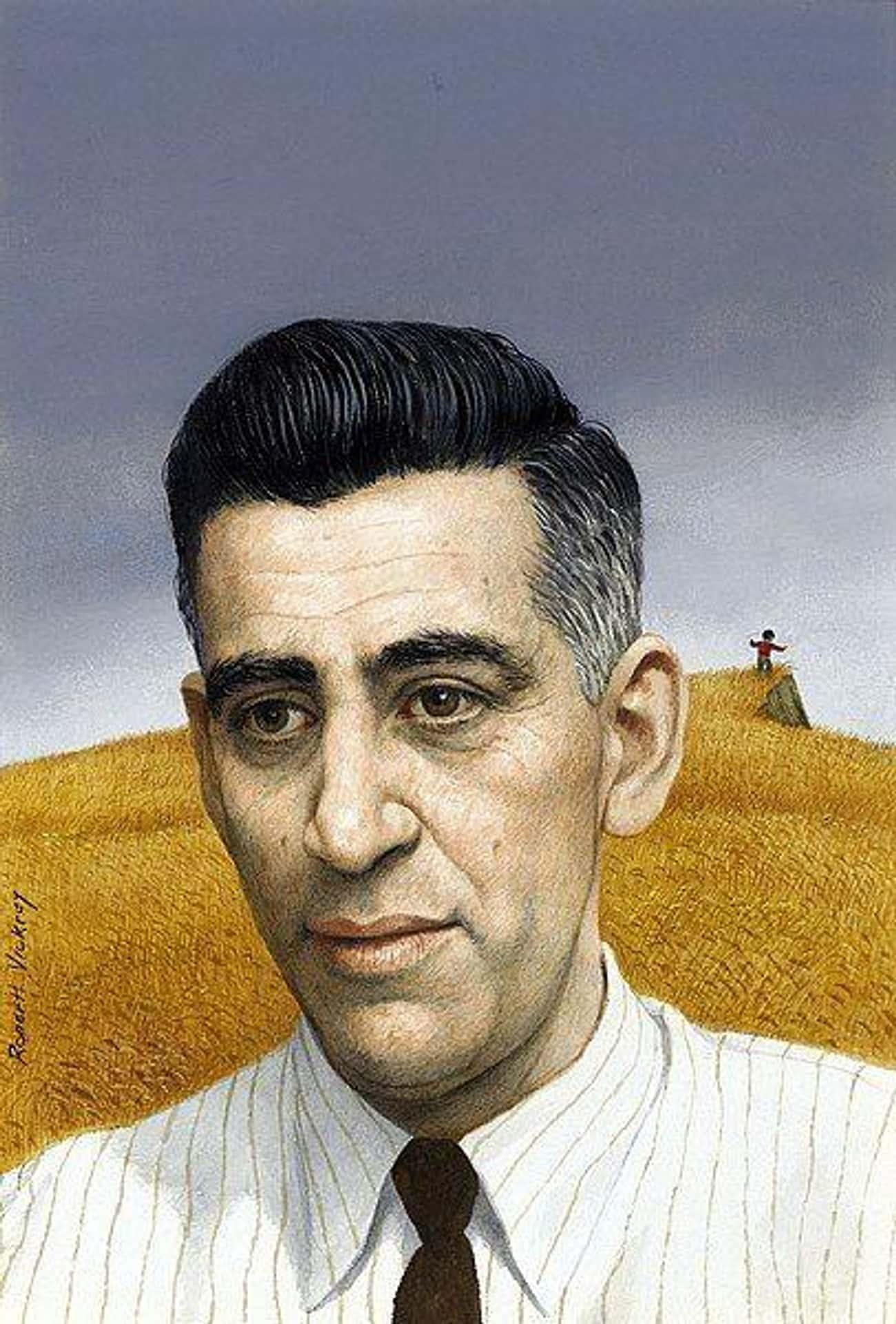 J. D. Salinger is listed (or ranked) 4 on the list Official 2010 Celebrity Deaths List