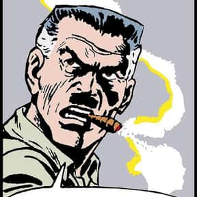 J. Jonah Jameson is listed (or ranked) 17 on the list The Best Fictional Journalists, Reporters, and Newscasters
