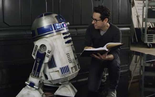 J.J. Abrams is listed (or ranked) 4 on the list Directors Who Famously Stepped Down From Movie Franchises