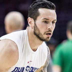 J. J. Redick is listed (or ranked) 15 on the list The Most Attractive NBA Players Today
