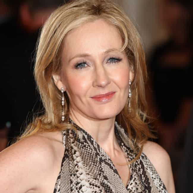 J. K. Rowling is listed (or ranked) 4 on the list Celebs (Including Republicans) Who Say Trump Is Horrible