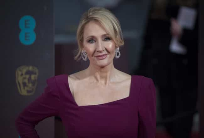 J. K. Rowling is listed (or ranked) 3 on the list Famous Members of the Anglican Church