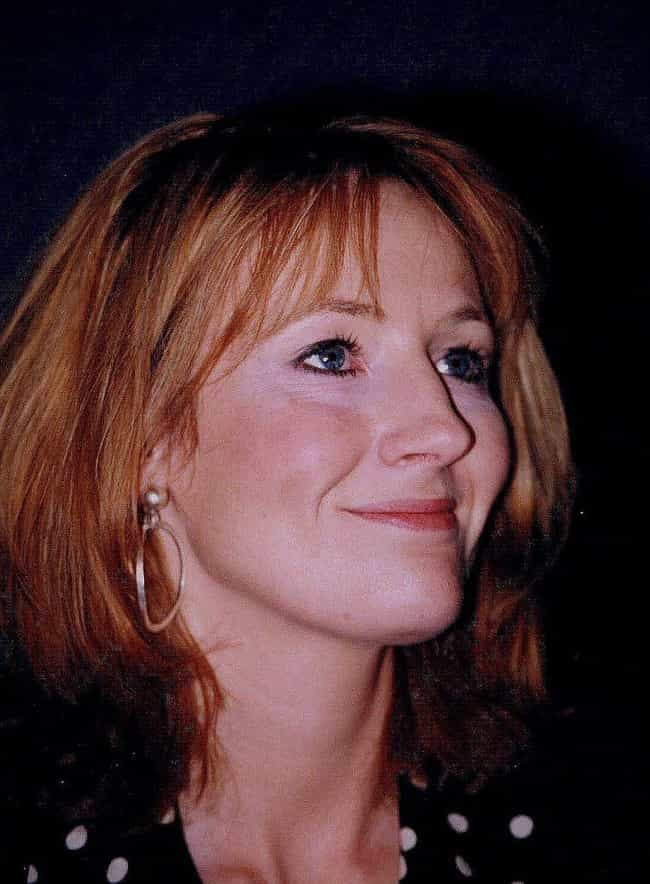 J. K. Rowling is listed (or ranked) 4 on the list What Broke Celebs Looked Like Before They Got Mega Rich