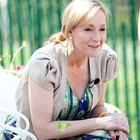 J. K. Rowling is listed (or ranked) 7 on the list The Best Ever Female Sci-Fi Authors