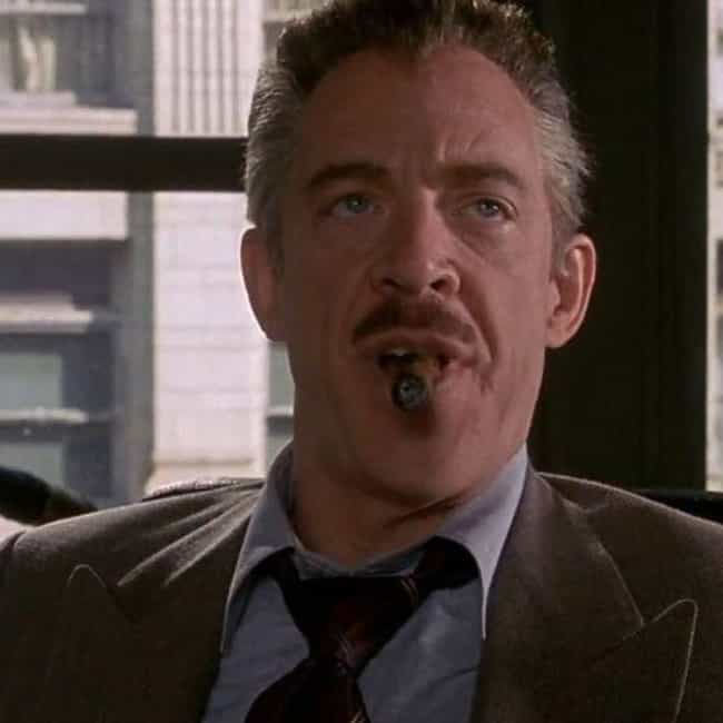 J.K. Simmons is listed (or ranked) 1 on the list The Best Actors Who Played J. Jonah Jameson