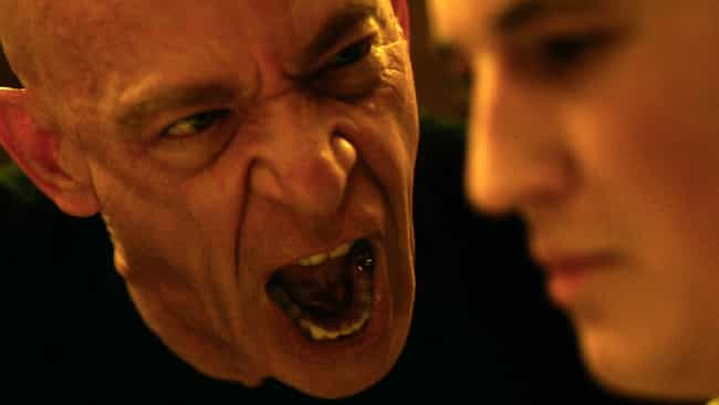 J.K. Simmons is listed (or ranked) 7 on the list Actors Whose Main Thing Is Screaming, Ranked By The Primal Force Of Their Screams