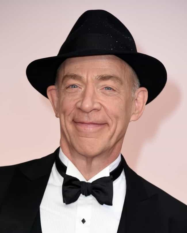 J.K. Simmons is listed (or ranked) 2 on the list The Nuttiest Accessories Stars Ever Rocked During the Oscars
