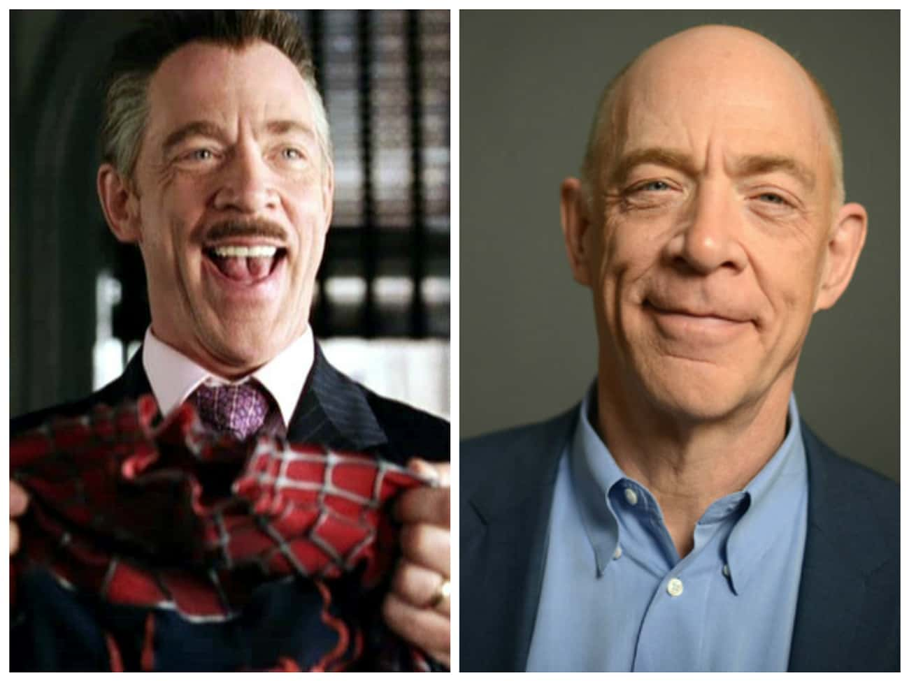 J.K. Simmons is listed (or ranked) 4 on the list Where Are They Now? 30 Actors from Comic Book Movies