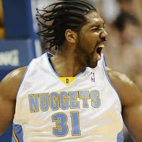 Nene Hilario is listed (or ranked) 2 on the list The Best Denver Nuggets Power Forwards of All Time