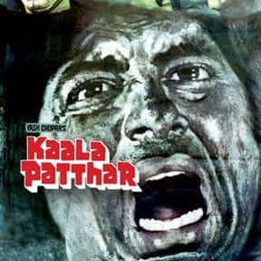 Kaala Patthar is listed (or ranked) 12 on the list The Best Amitabh Bachchan Movies