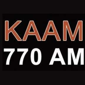 KAAM is listed (or ranked) 5 on the list Adult Standards Radio Stations and Networks