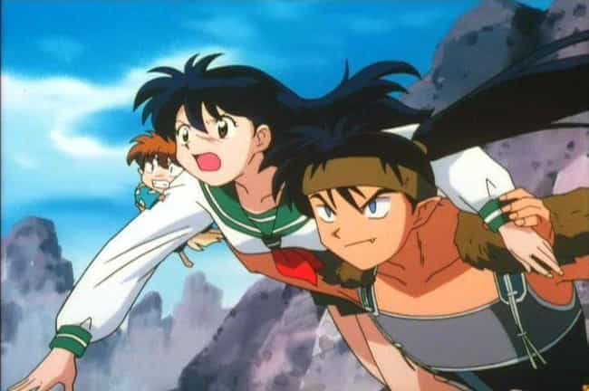 Kagome Higurashi is listed (or ranked) 1 on the list 15 Damsel in Distress Anime Characters Who Constantly Need To Be Saved